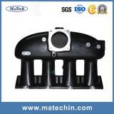 Múltiple de encargo de la toma de aire del bastidor de aluminio de la precisión del OEM