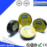 PVC d'adhésif avec l'UL, bande électrique d'isolation de PVC de RoHS