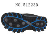 Numéro 51223 Hiking Shoes Stock de Madame supérieure en cuir