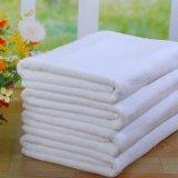 5stars 호텔 백색 목욕 수건 32s 최고 연약한 면 수건