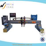 CNC van de brug de Scherpe Machine van het Plasma voor Industrie
