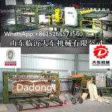 기계장치 샌드위치 격판덮개 만들기 기계를 만드는 중국 제조자 합판