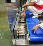 Tunnelquick gelant, congélateur de marche pour des fruits de mer de viande