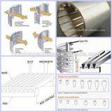 219mm kontinuierlicher Schlitz-Wasser-Quellfilter/Johnson-Rohre