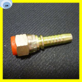 26711 Accouplement caoutchouc caoutchouc Jic Raccord hydraulique femelle