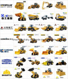 XCMG Liugong Sdlg Lonking Shantui Katze-Ersatzteile