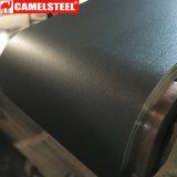 A superfície da camurça de Rússia Prepainted a bobina de aço galvanizada PPGI mergulhado quente