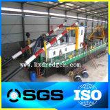 販売の新しいCSD-450油圧カッターの吸引の砂の浚渫船