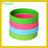 製造Cheap Customized Silicon Wristband (GCs005)