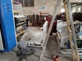 Automatisches Textilschaumgummi-Beschichtung-Maschinen-Doppeltes versah Klebefilm-Laminierung mit Seiten