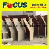 De uitstekende kwaliteit Aangepaste 100t Silo van het Cement voor de Installatie van de Concrete Mengeling