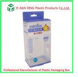 Коробка пластичного печатание PP складывая упаковывая для упаковывать подавая бутылки