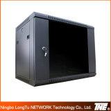 12u 600x500 sola sección de pared Montaje de gabinete de servidor