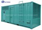 Reservedieselgenerator 1320kw Haupt1200kw angeschalten durch Energie Cnpcjichai
