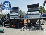 Certificado do Ce 15 toneladas por a máquina de esmagamento de madeira da hora