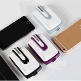 casque portatif conçu spécial de fonction intégrée de banque de puissance de qualité de catégorie de 5200mAh a+