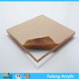 Акриловый лист с предохранением от пленки PE