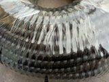 Umsponnener Edelstahl-flexibles Metalschlauch (JH-01)