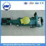 Yt28 Straßenbau-Verbrauch-Luft-Bein-Felsen-Bohrgerät-Maschine