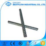 Tirante d'acciaio della cassaforma del materiale da costruzione GB45 per calcestruzzo