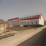 Constructions en acier durables en métal de Peb pour l'atelier en acier