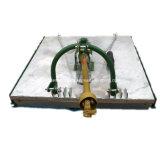 Segadeira de gramado portátil do Pto Slasher do trator de exploração agrícola com Ce
