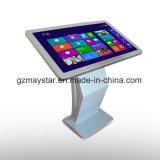 42 Zoll-Touch Screen WiFi volles HD LCD Bildschirmanzeige bekanntmachend