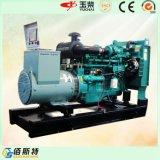 Geläufiges elektrischer Strom-leises Dieselfestlegenset China-200kw250kVA