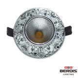 oggetto d'antiquariato arabo LED Downlight di stile del ritaglio di 7W 80mm