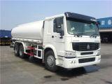 caminhão da água do tanque de água 336HP de 20000L HOWO 6X4