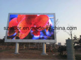 China 2015 Hotest P16 impermeabiliza la cartelera a todo color al aire libre del LED