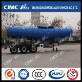 Cimc Huajun 24m3 3 Ejes Químicos Tanque Líquido