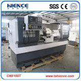 販売Ck6150tのための低価格の平床式トレーラーCNCの機械装置の旋盤の価格