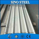 CGCC e lamiera di acciaio ondulata rivestita preverniciata di colore per le mattonelle e la costruzione di tetto