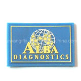 3D PVC impresso Label per Garments Rubber Patch