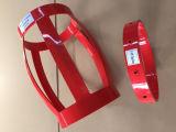 Centralisateur/glissade d'enveloppe le ressort non soudé intégral de proue de d'une seule pièce