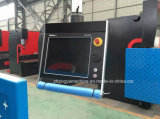 Тормоз Pbh-125ton/4000mm давления CNC Matal листа гидровлический