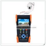Moniteur de contrôleur CCTV hybride avec caméra IP et appareil de test de caméra HD-Tvi