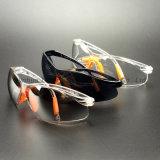 Óculos de proteção de segurança do esporte da aprovaçã0 do ANSI Z87.1 com almofadas (SG102)