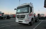 Camions de remorque d'entraîneur de Beiben de tête de camion de la Chine