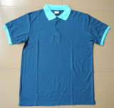 Cotone Polo Shirts con Different Colours