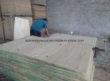 Caliente de la venta de madera contrachapada comercial para la decoración o muebles