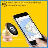 2016 Hete Verkoop Houder van de Autotelefoon van het Metaal van de Omwenteling van 360 Graad de Magnetische, de Mobiele Houder van de Auto van de Telefoon
