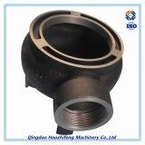 Ajustage de précision de pompe de grille de fer de moulage par Casting Process
