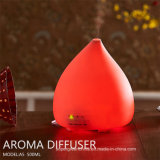 Neues Design Ultrasonic Bamboo und Glass Aromatherapy Diffuser Air Humidifier