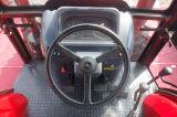 De Tractor van het landbouwbedrijf 90HP 4X4, Yto Motor, de Toestellen van de Verschuiving 16f+8r, AC Cabine, de Lader van het Radio, VoorEind, Backhoe, Beschikbare Gehechtheid