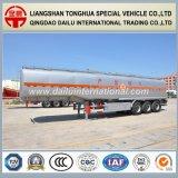 de 20FT 40FT de paume de stockage d'huile du réservoir Container/2-4axles 30-60cbm d'essence de camion-citerne aspirateur remorque semi
