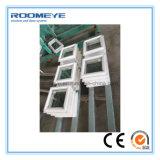 PVC fisso quadrato Windows fisso della finestra del PVC di Roomeye da vendere