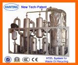 Nuevo sistema de reciclaje del petróleo inútil de la tecnología (HTZL)