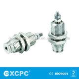 Cylindre pneumatique d'acier inoxydable de la série Ma6432 mini